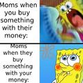 mom hates me