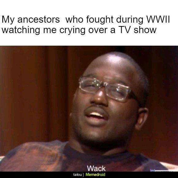W A C K - meme