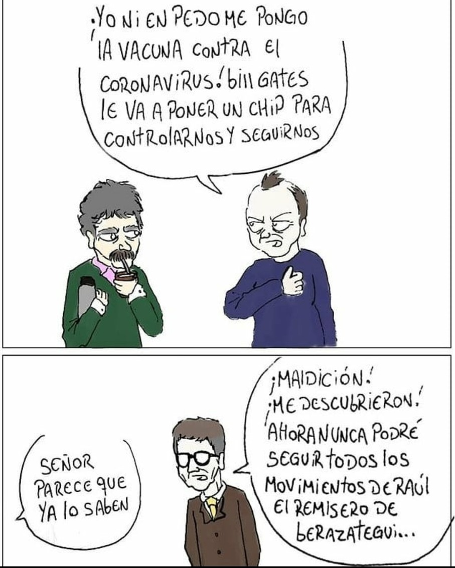 F por Bill Gates - meme