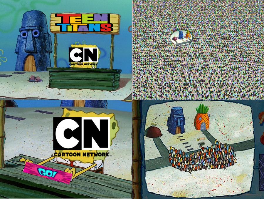 Teen Titans Go is trash (This is an Original) - meme