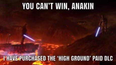 you underestimate my power - meme