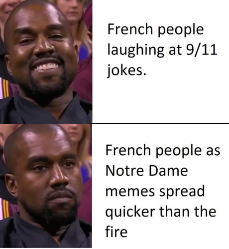 Oooof but in French - meme
