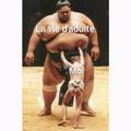 Un combat aussi équilibré que moi
