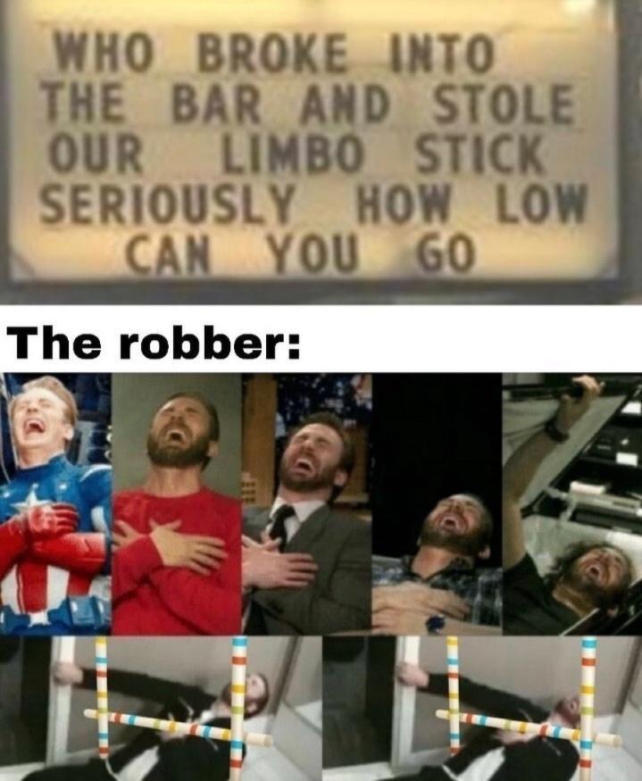then she got low low low. - meme