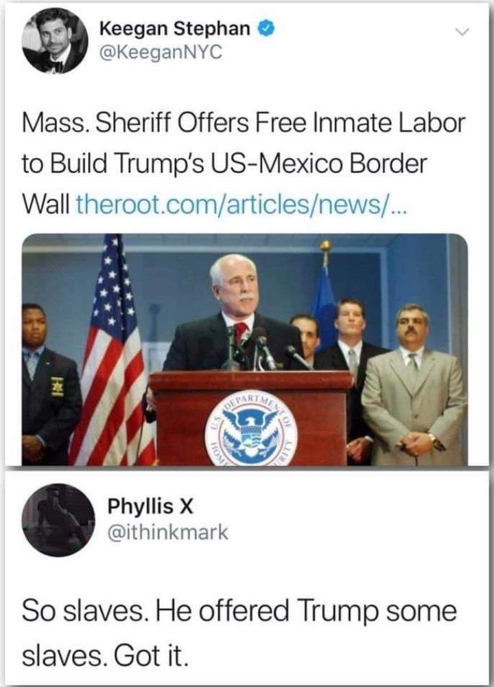 Slaves - meme