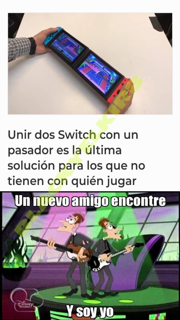 El TITULO es un DLC - meme