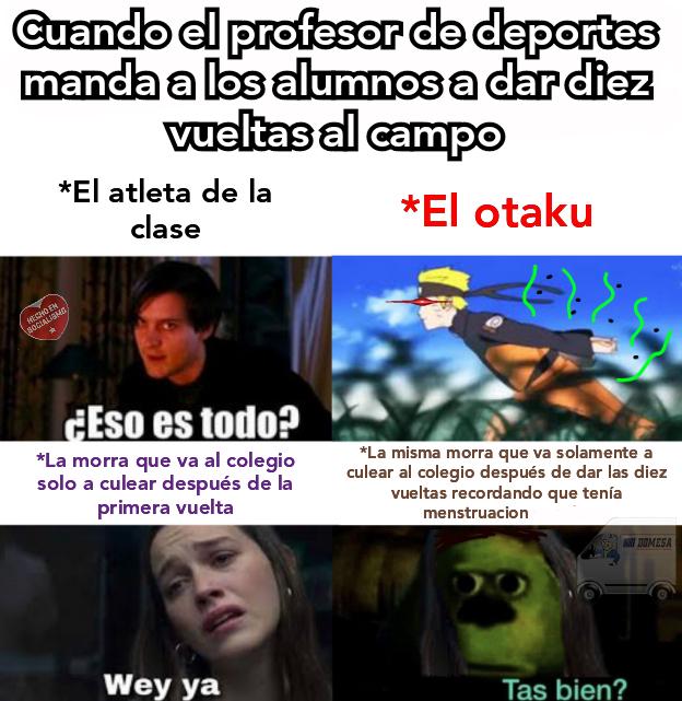 Un clásico (⊙_◎) - meme