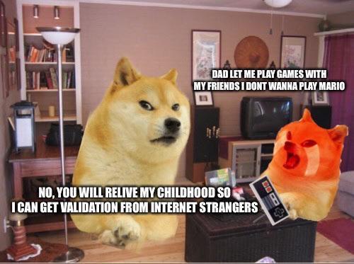 Le reddit - meme