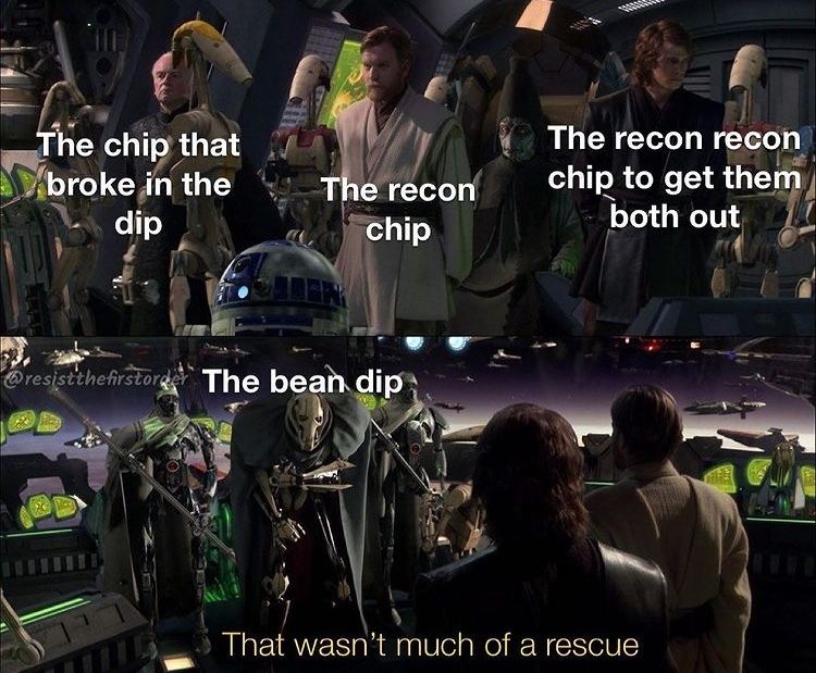 that wasn't much of a rescue - meme