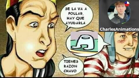otro de amongus - meme
