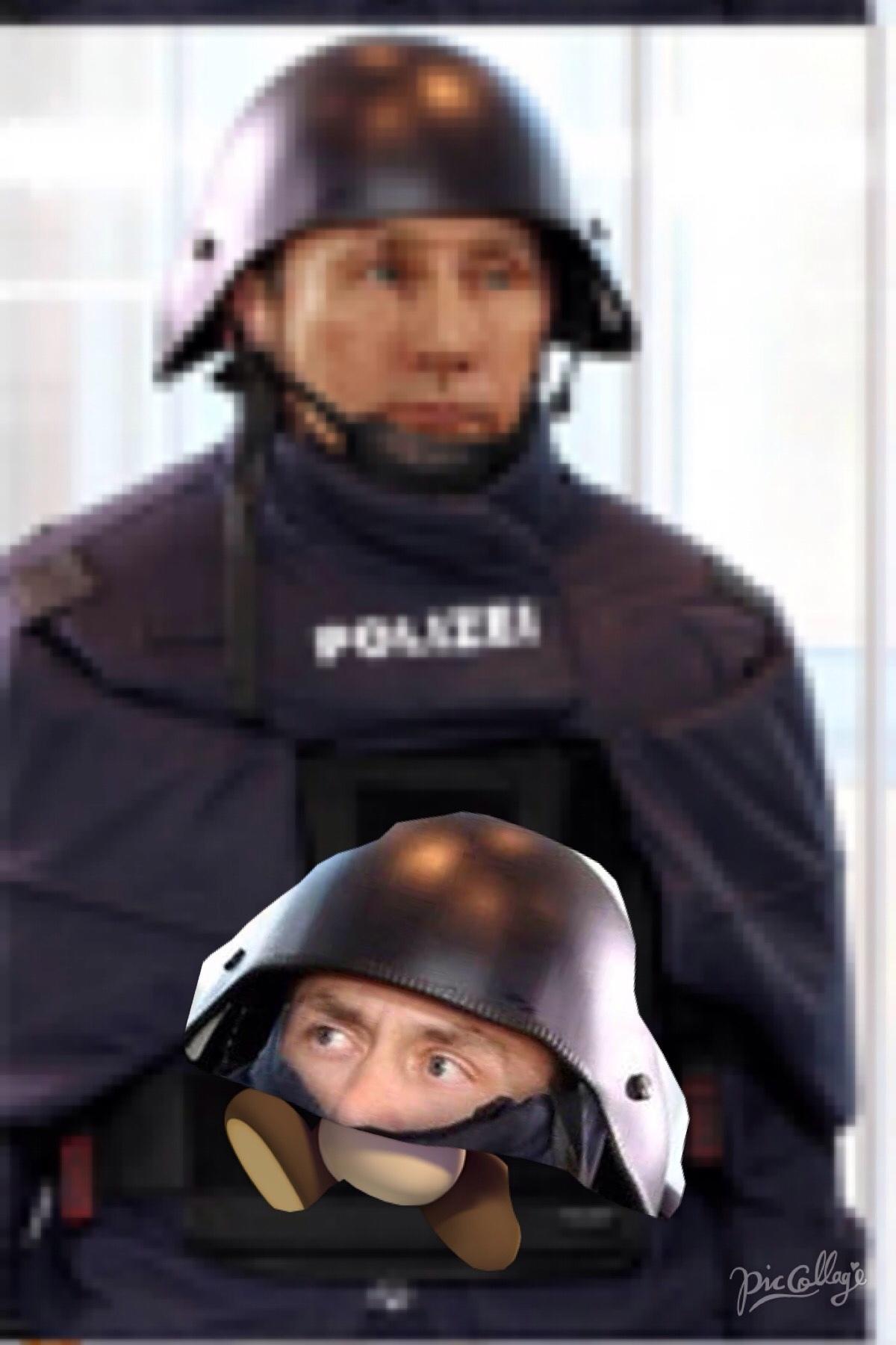 novo uniforme policial russo - meme