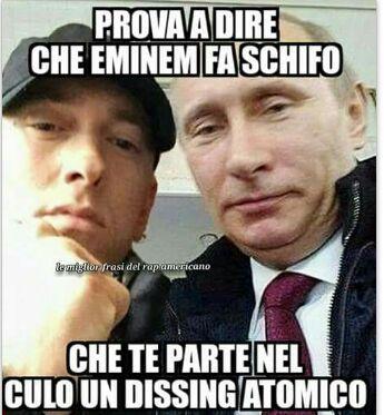 Quando c'è Putin, il gioco cambia... - meme