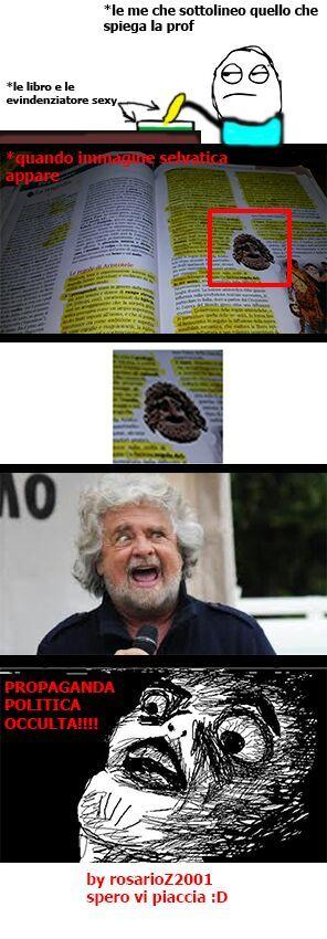 ahhh questi libri buggati XD - meme