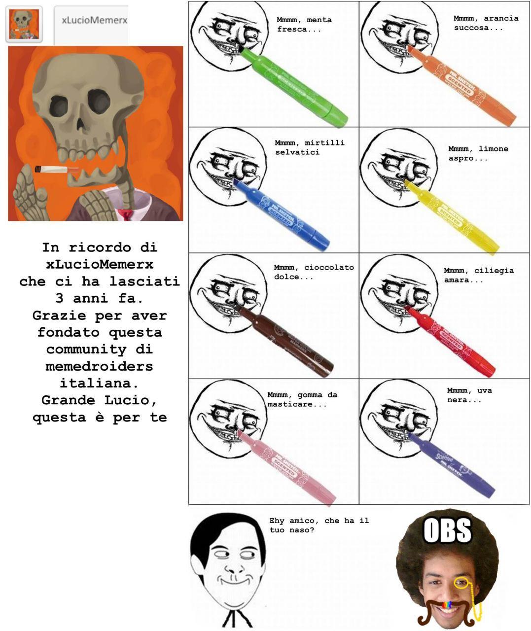 PER FAVORE FATE PASSARE PER RISPETTO DI QUESTA COMMUNITY - meme