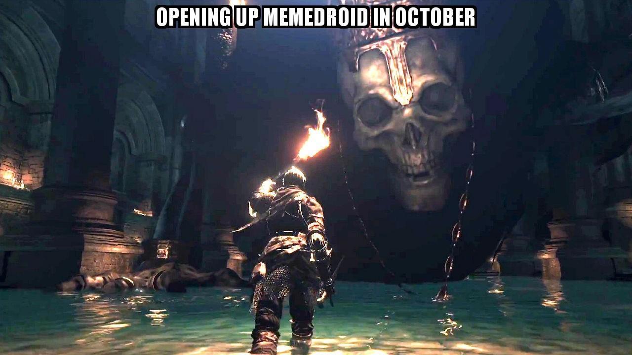 Have yourself a spooky little spookmas - meme