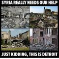 Syria really needs our help