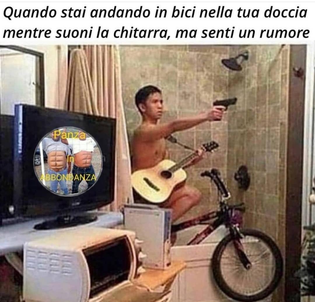 Doccia - meme