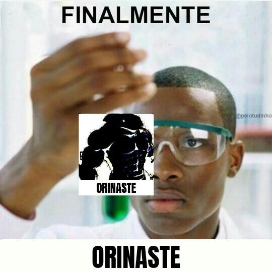 Orinaste - meme