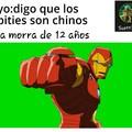Iron man noooooooo eso no es de Cracks