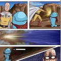 One punch man vs pokemon