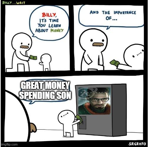 Bon choix Billy ! - meme