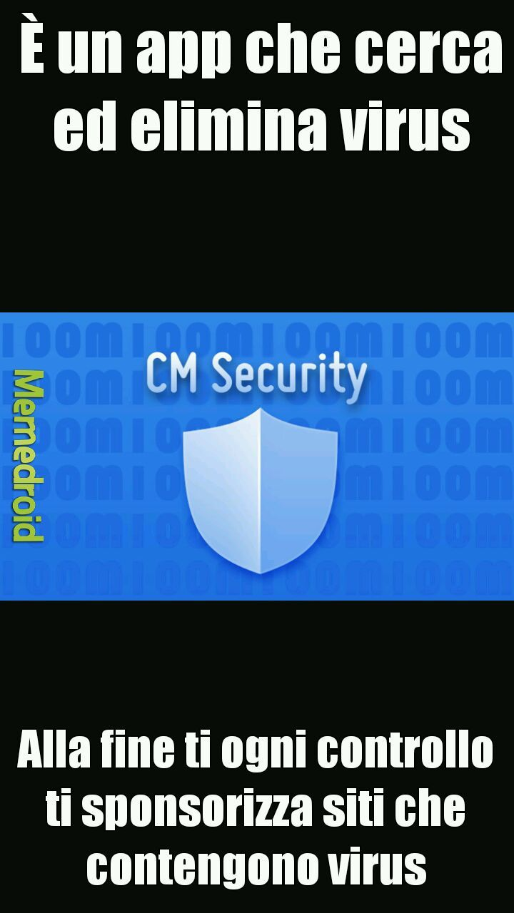 Cm security - meme