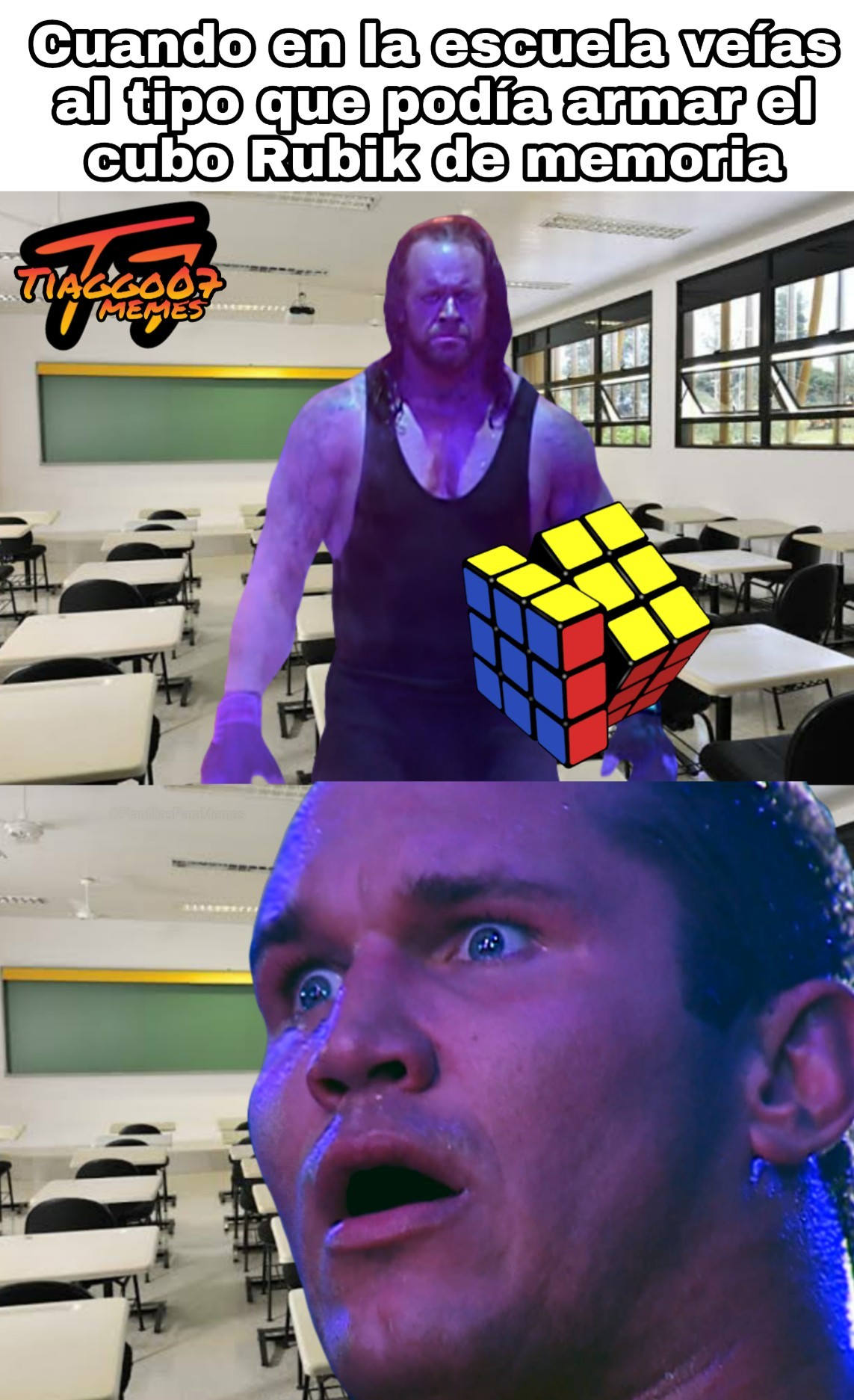 Soy malo haciendo memes 8(