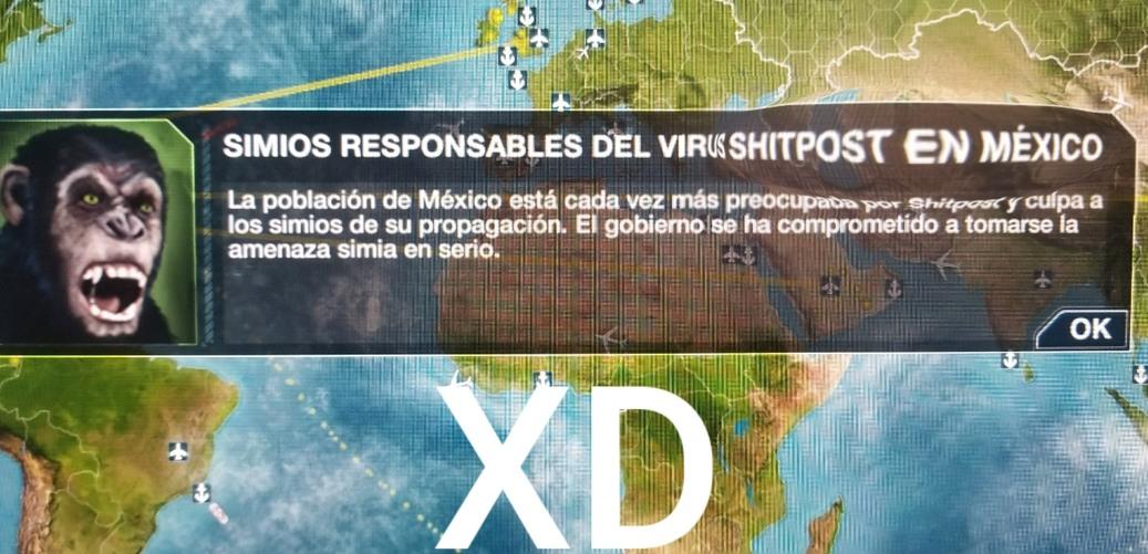 Los Mexichangos crearon el shitpost :raising: - meme