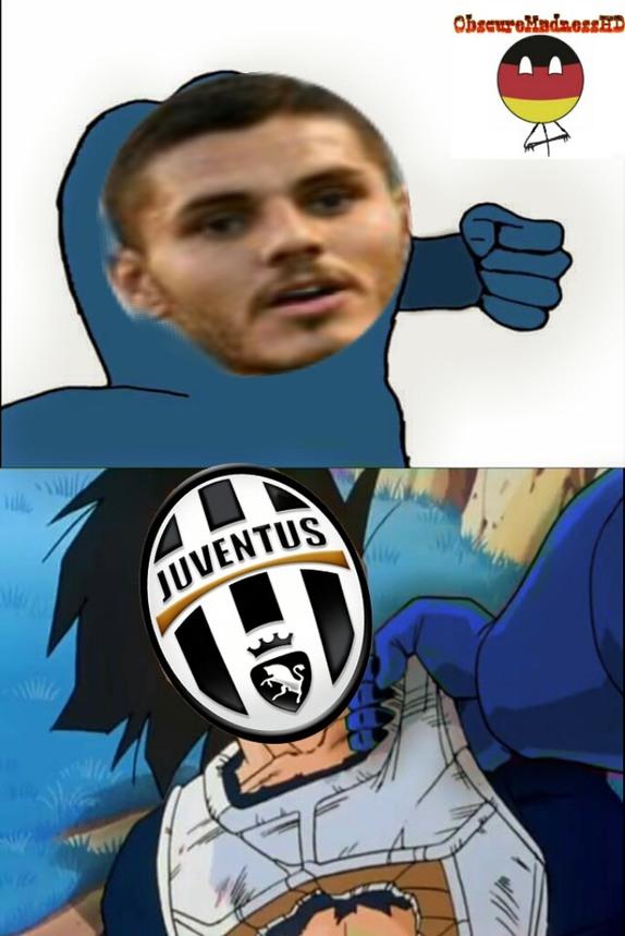 Com'è realmente andata Inter-Juve - meme
