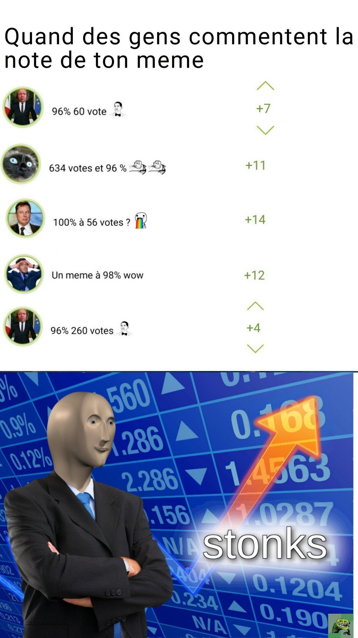 Toujours dans le game - meme