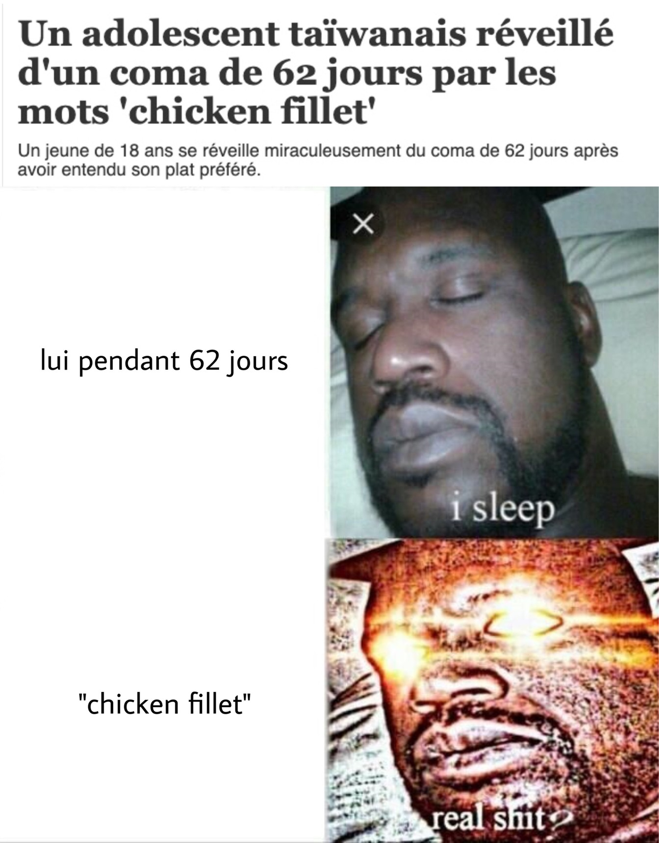 chicken fillet - meme