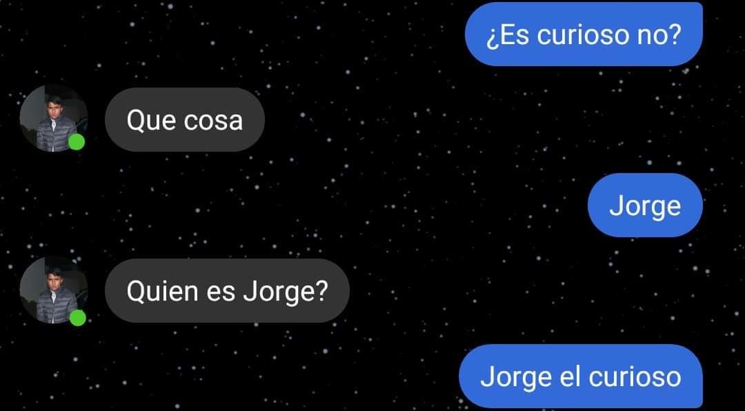 Jorge XD - meme