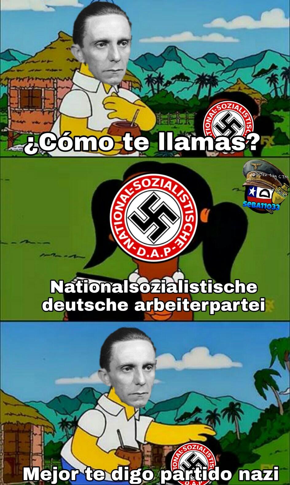 Lo siento, yo no hablo suizo :^) - meme