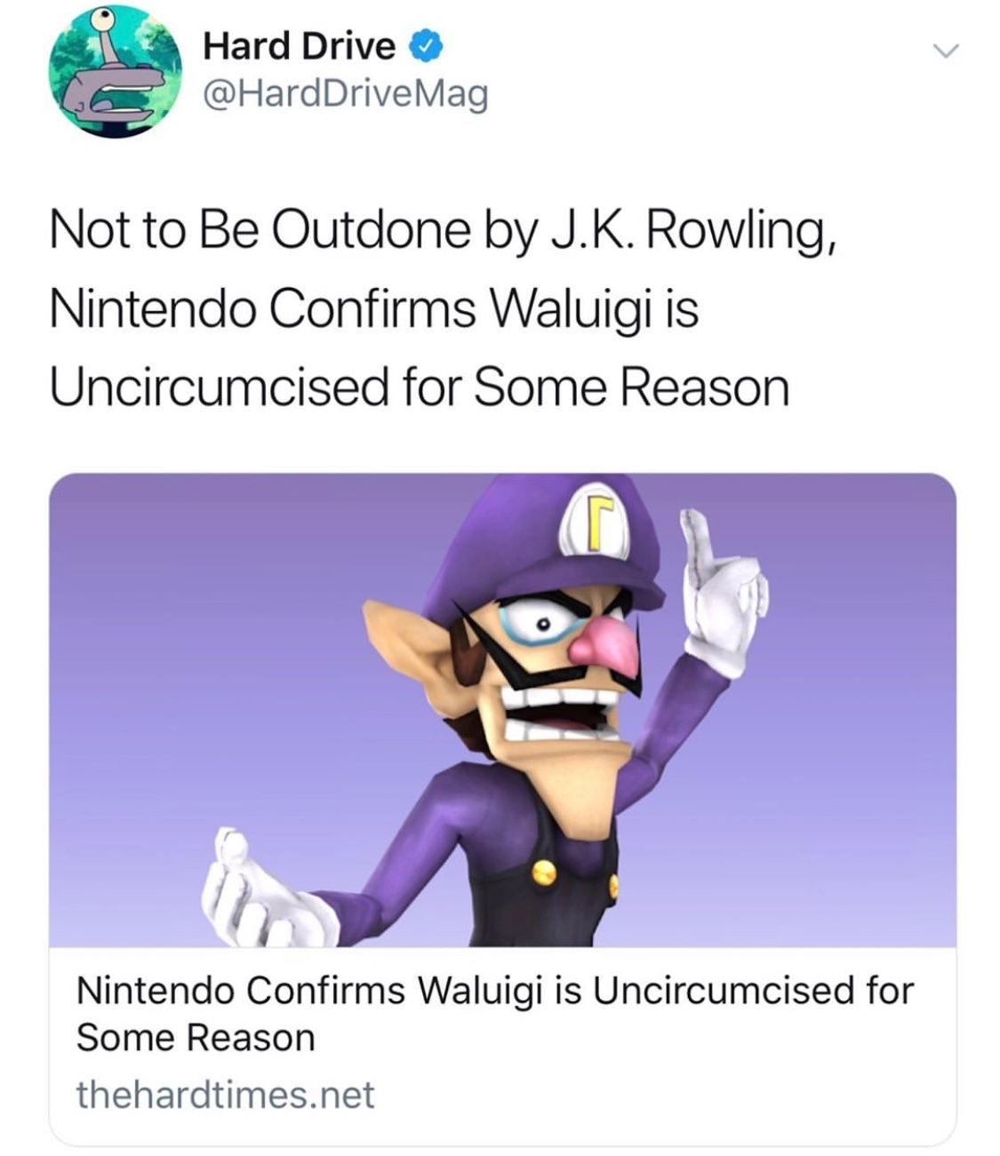 still not playable in smash though - meme