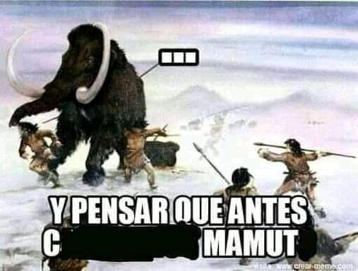 C mamut xdxdxdxdxdxd - meme