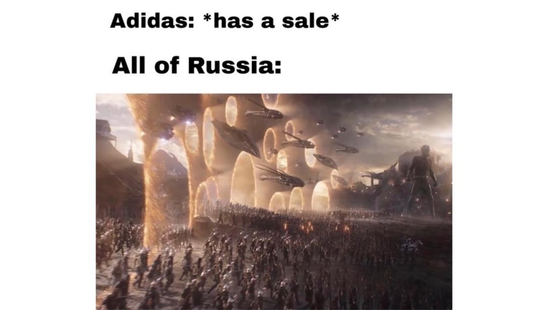 come one. come all - meme