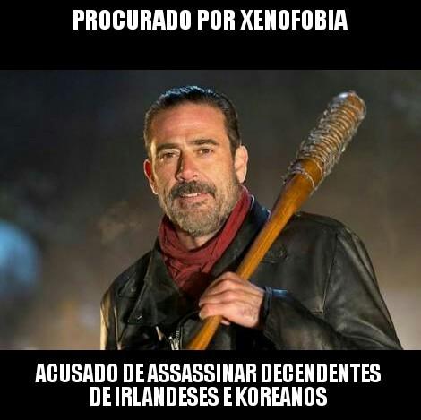 Xenofobico - meme