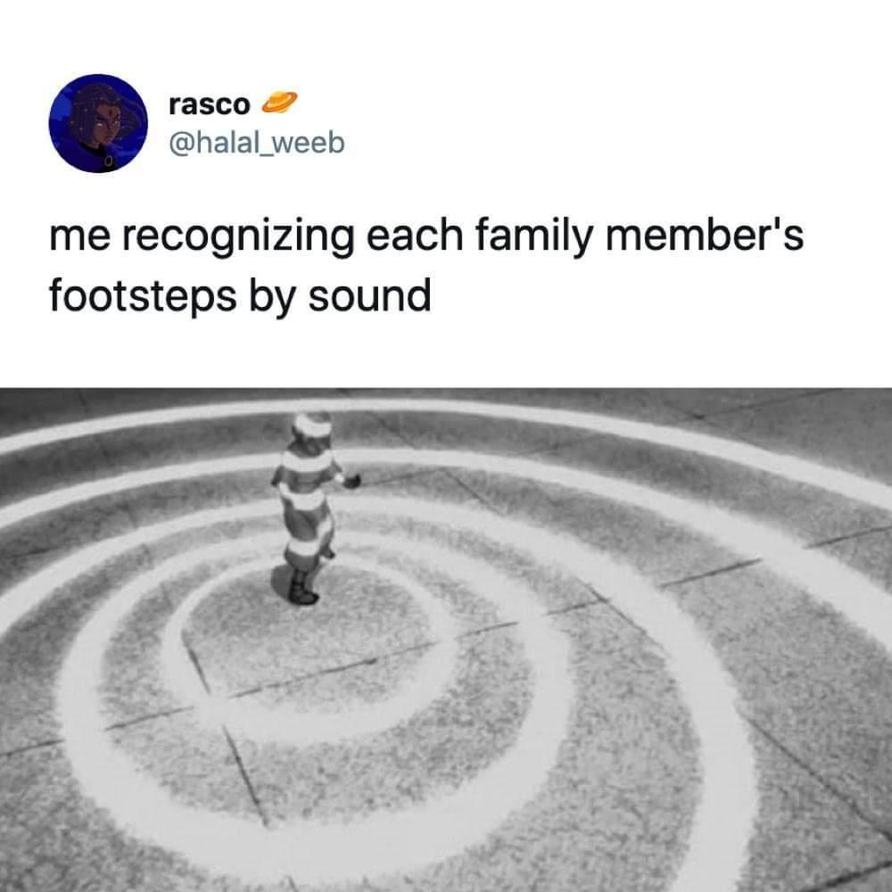Fucking steps - meme