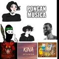 PONGAN MUSICA