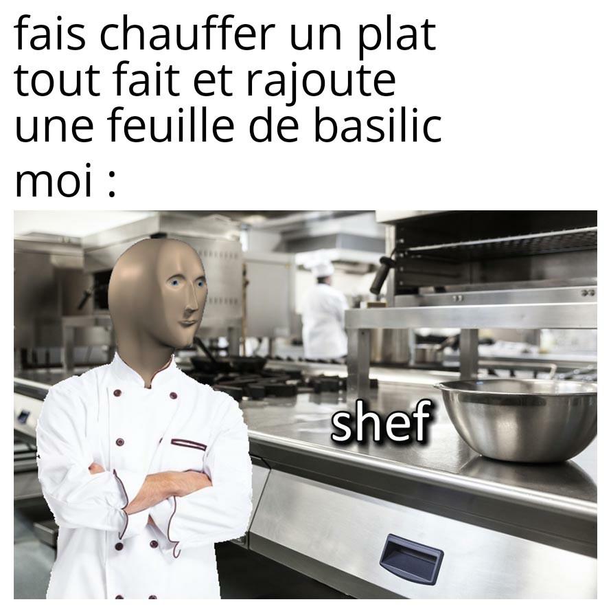 couisine - meme