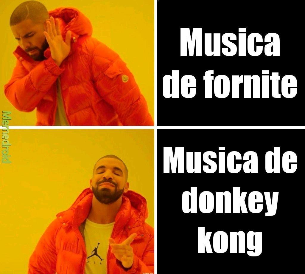 Musica de juegos - meme