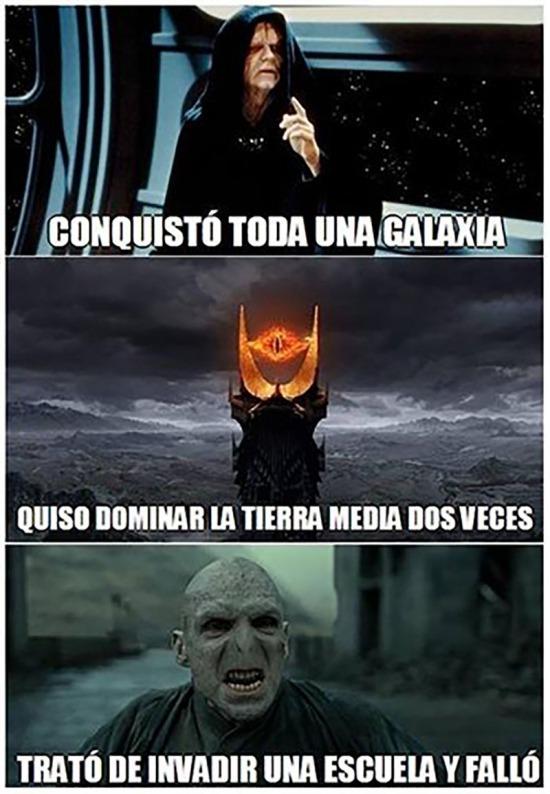 Voldemort - meme