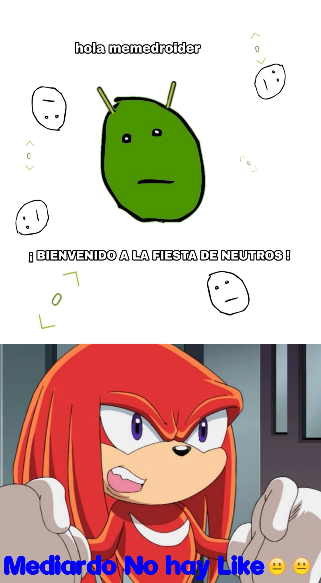 Mediardo no hay like - meme