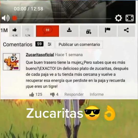 zucaritas - meme
