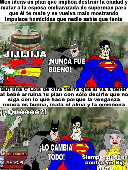 NUNCA FUE MALO!!! - meme