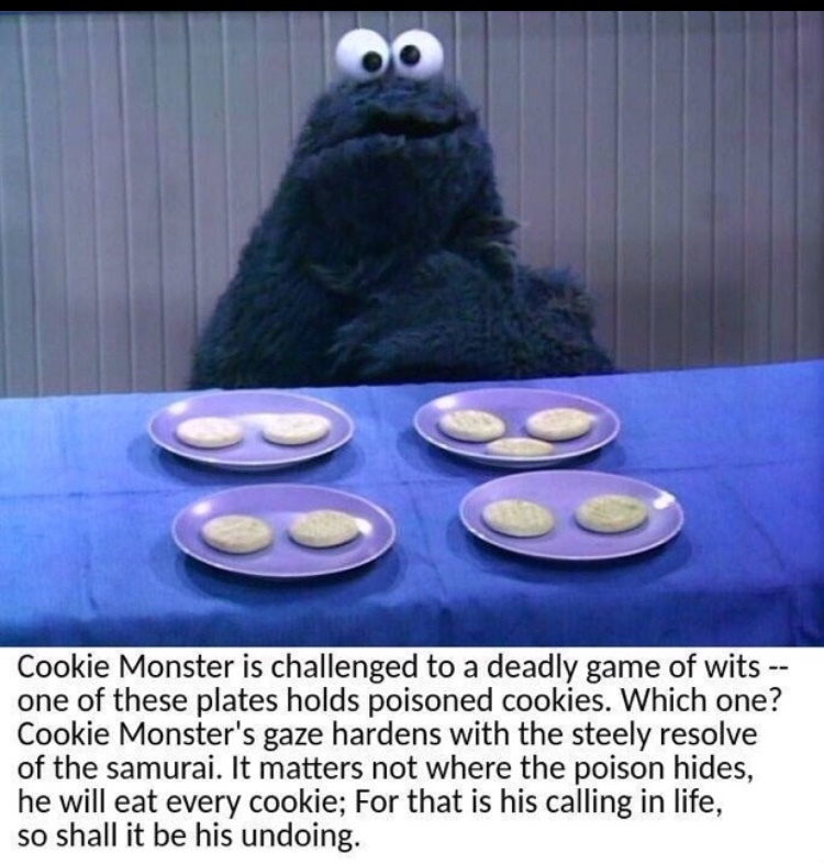 rip cookie - meme