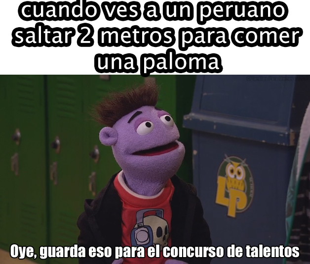 PERU - meme