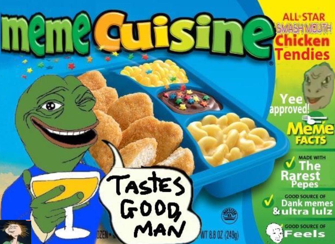 Meme cuisine