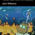 John Williams is a Chad