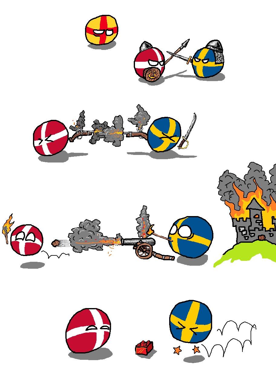 La République de Kalmar à l'air déprimé - meme